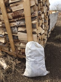 Firewood by the bag or cord! Spruce Grove, T7X 1J1