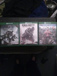 Xbox one games  Silver Spring, 20905