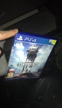 Sony PS4 Star Wars Battlefront-sak 6247 km