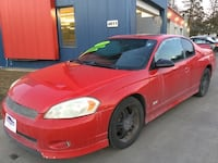 2006 Chevrolet Monte Carlo 2dr Cpe SS GUARANTEED CREDIT APPROVAL! Des Moines