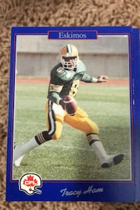 1991 JOGO CFL FOOTBALL CARDS FULL SET Edmonton, T5Y 3N1