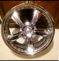 """20"""" rims only(NO TIRE)"""