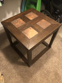 End Table  Riverview, 33578