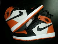 Jordan 1 shattered backboards Pittsburgh, 15222