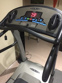 Vision Fitness treadmill.