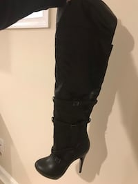 Size 9 Knee high boots  Washington, 20018