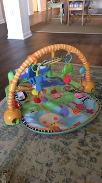 Fisher price kick and play activity pad College Station, 77845