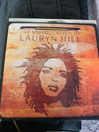 Lauryn Hill Record  Sacramento, 95821