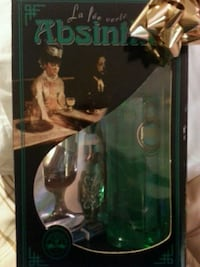 One prime bottle of absinthe  3152 km