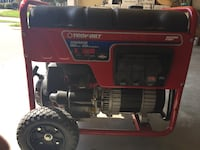 red and black portable generator Newport News, 23606