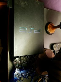 ps2 with 2 controller and over 20 games  Bloomfield, 07003