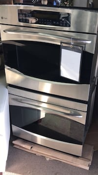 G profile, doal oven 2 in 1 , was 4000 now brand new for only 1400