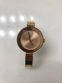 MOVADO BOLD Rose Gold ladies watch Laurel, 20708