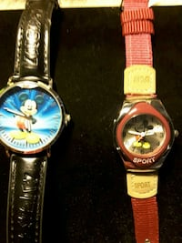 Watches.  NEW MICKEY MOUSE Watches