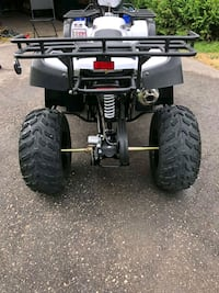 black and gray all-terrain vehicle Barrie