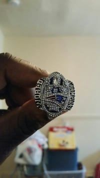 New England Patriots superbowl ring  Baltimore, 21218