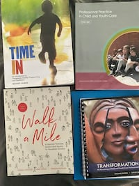 Child and youth care books