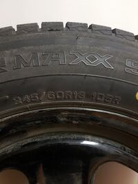 Dunlop Winter Tires (Winter Maxx) Port Coquitlam, V3C 1K7