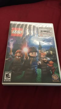 LEGO Harry Potter years 1-4 for wii Manassas, 20110