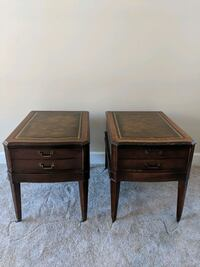 Antique End Tables Cherry Hill