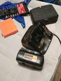 40v black and decker battery with charger Denham Springs, 70726