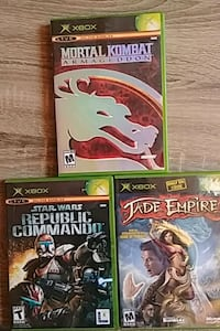 Assorted xbox games Bradford West Gwillimbury, L3Z 3B9