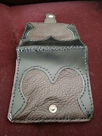 leather wallet Buffalo hide Santa Barbara, 93101