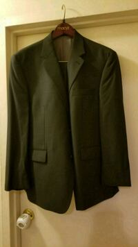 Charcoal grey full suit Arlington, 22204