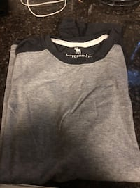 Boys long sleeved Abercrombie and Fitch shirt. Nonsmoking home. Taylor meet only  Taylor