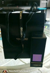 Tom Ford Café Rose Eau Dr Partum 1.7oz Toronto, M6A