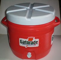 Gatorade 7 Gallon Drink Cooler With Faucet Rubbermaid