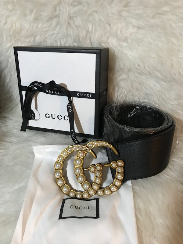 f7bf38257e4 Used Gucci belt for sale in Clifton - letgo