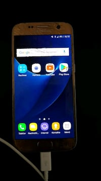 Samsung galaxy s7 gold 32 GB  Hamburg, 21147