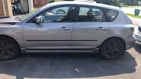 Selling for Parts mazda 3 Mississauga