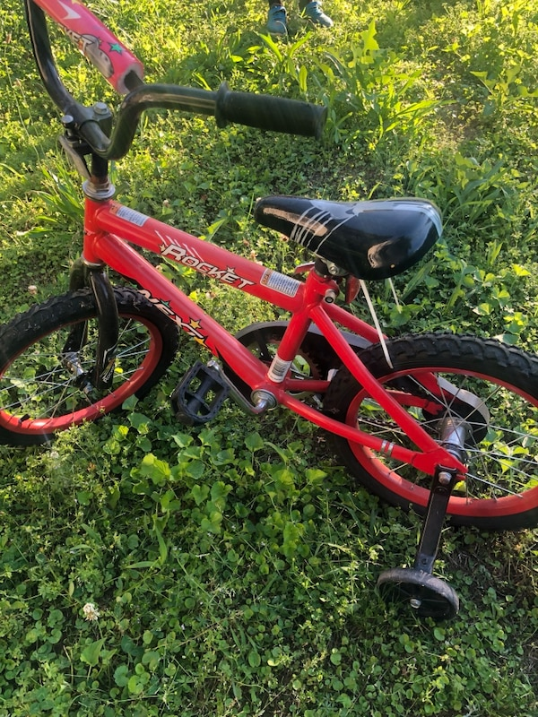 4-6 yr-old kid bike...