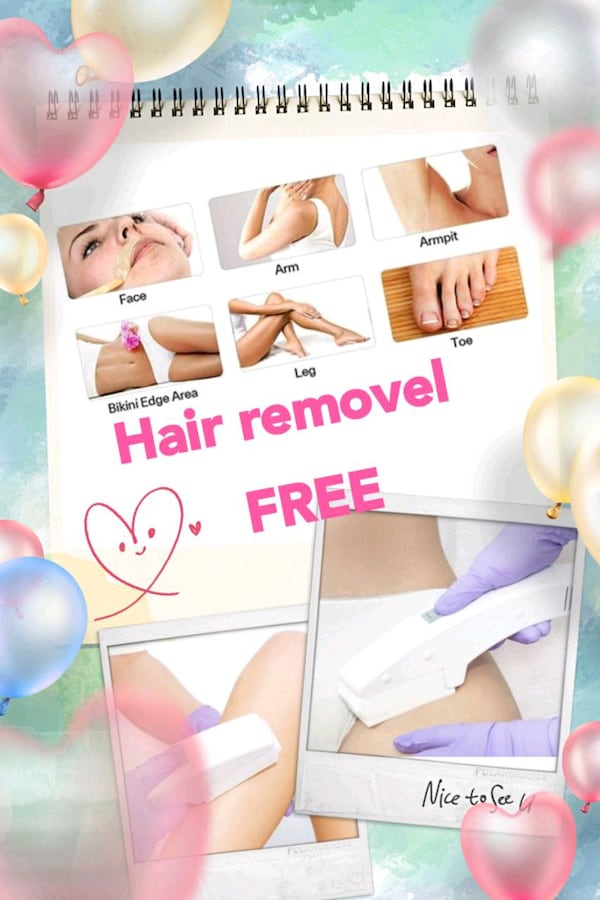Free hair removel, if you can eyebrow microblading 91538dcc-b7a2-4b65-8005-c14b527e4ec7