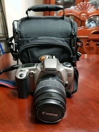 black and gray Canon DSLR camera Germantown, 20874