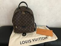 Louis Vuitton palm springs backpack MM