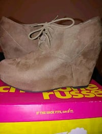 Charlotte Russe Wedges Rio Rancho, 87124
