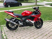 Yamaha R6-immaculate condition Oakville, L6J