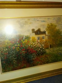 The Artist's Garden. Monet Manassas, 20110