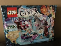 Retired Lego Set- Naida's Spa Secret (41072) Guelph