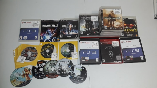 HUGE Gaming Lot