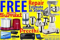 Mixer, Grinder, Parts, Coupler for Preethi, Sumeet, Will work for Many Other Brand Brampton, L6T 4L9
