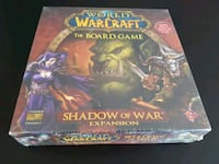World of Warcraft : Shadow of war expansion SEALED Longueuil, J4H 4B9