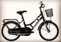 "Winther 18"" girl bike 19 km"