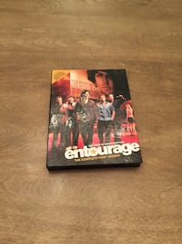 Entourage the complete first season DVD set