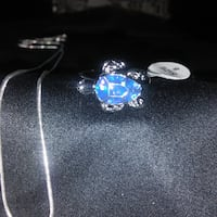 Sea Turtle Necklace, Bracelet, and Ring $20 Mooresville