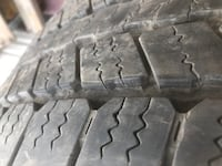 Goodyear Wrangler SRA LT 265 60 20 **LOTS OF TREAD** $300 for all 4 Hamilton