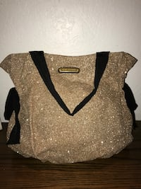 Juicy couture large glitter tote bag Oklahoma City, 73120